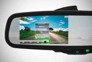 Видеозеркало Car DVR Mirror 2