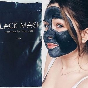 Helen Gold Black Mask 2
