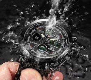 Наручные армейские часы АМСТ