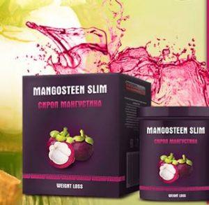 Mangosteen slim сироп для похудения