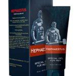 Hephaestus Gel гель для увеличения члена